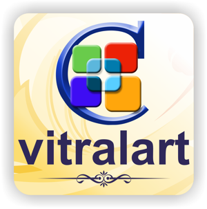 Logo Vitralart