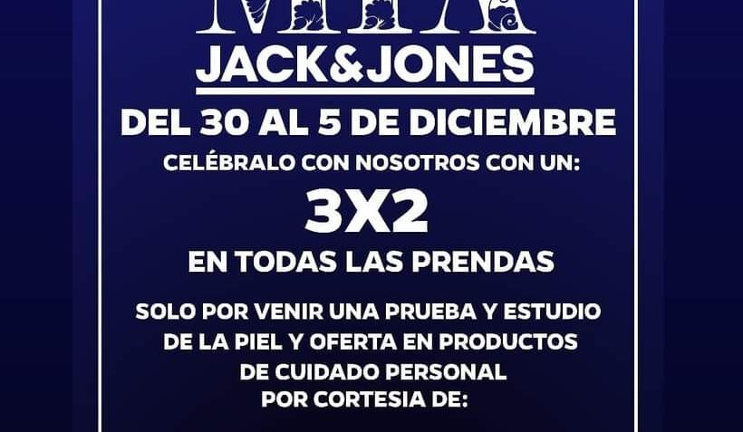 promoción mia jack and jones