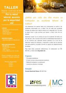 Programa Seguridad Vial Segovia