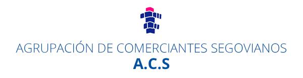 ACS - Comercio de Segovia